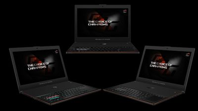 ASUS apresenta notebook gamer ultrafino na Computex