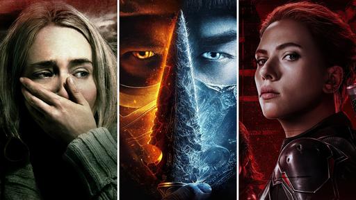 Os filmes mais assistidos no Brasil em julho de 2021