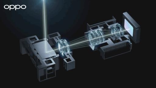 Oppo revela sistema de zoom contínuo e outras tecnologias inovadoras de câmeras