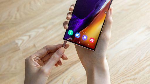 Samsung tem bom motivo para não lançar um novo Galaxy Note em 2021