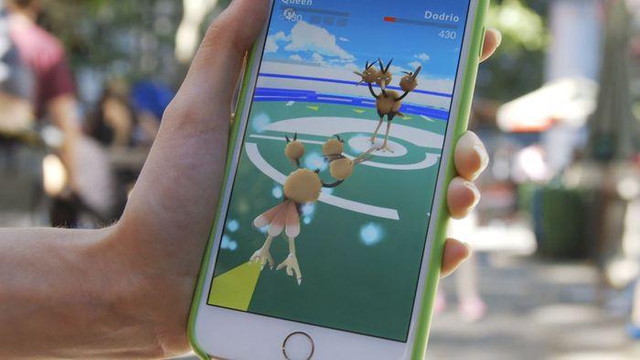 Resultado de imagem para Pokémon GO realiza evento para fãs capturarem criaturas neste sábado, dia 16