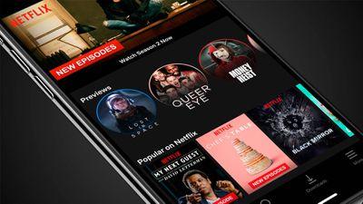 Netflix agora exibe trailers como se fossem Stories, na vertical
