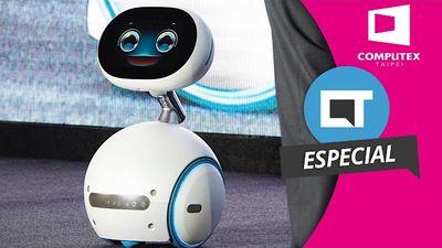 Zenbo, um robô que ajuda nas tarefas do dia a dia [Hands-on | Computex 2016]