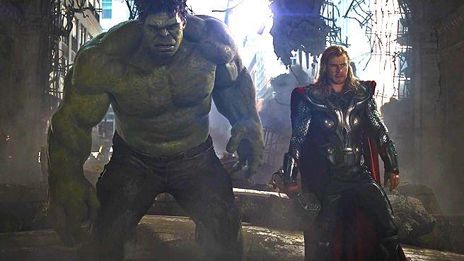 Hulk deve estar em Thor: Ragnarok