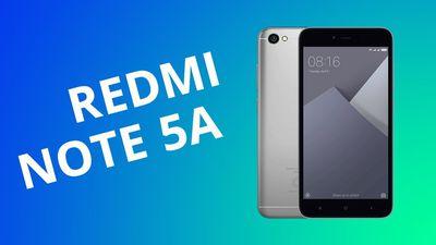 Análise | Xiaomi Redmi Note 5A
