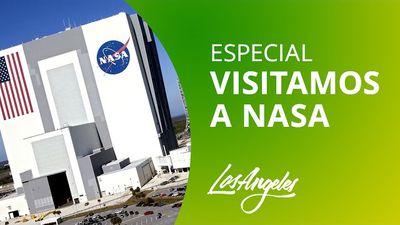 Visitamos a NASA, nos EUA, para conhecer o projeto Scanadu [Especial | Los Angel
