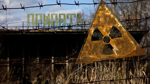 Sala de controle da Usina de Chernobyl é o mais novo ponto turístico da Ucrânia