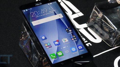 Zenfone 2 Laser também é confirmado pela Asus para mercado brasileiro