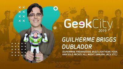 Geek City: Aprenda a fazer a voz do Yoda com Guilherme Briggs [CT Entrevista]