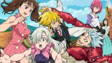 The Seven Deadly Sins: Knights of Britannia ganha novo trailer; confira