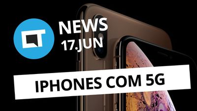 iPhones topo de linha com 5G; EUA espionando Rússia; e+ [CT News]