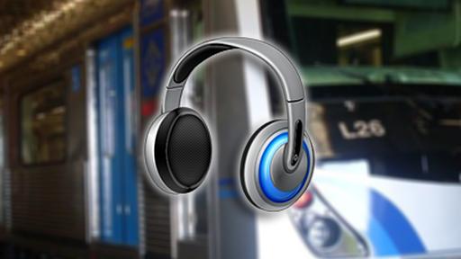 Metrô de São Paulo inicia campanha para o uso de fones de ouvido nos vagões