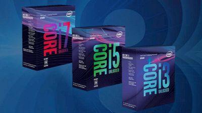 Vazam os preços dos processadores de 8ª geração da Intel