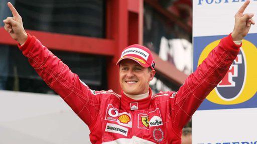 Michael Schumacher   Netflix terá documentário sobre vida do heptacampeão da F1