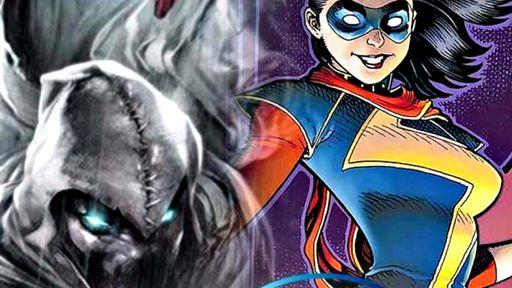 Disney busca elenco e revela detalhes das séries Cavaleiro da Lua e Ms. Marvel