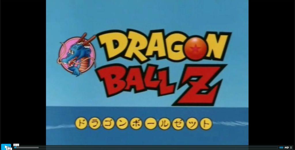 Dragon Ball Z na Oldflix
