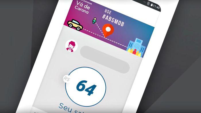 App permite usar dinheiro do vale transporte em Uber e recarga de celular