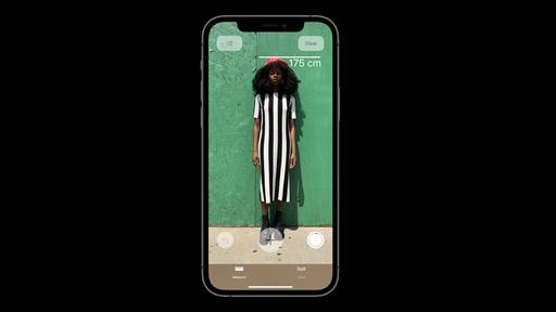 Novo sensor do iPhone 12 Pro permitirá medir a altura das pessoas