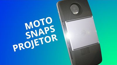 Moto Z Snaps - InstaShare Projector [Análise]