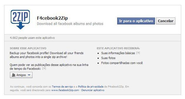 Facebook2Zip2