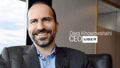 CEO da Uber quer permitir a venda de ações da empresa até 2020