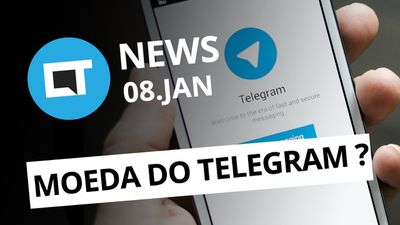 Novos Sony Xperia; Criptomoeda do Telegram; Google Pay e + [CT News]