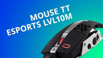 TT eSPORTS lvl10M é um mouse para poucos [Análise]