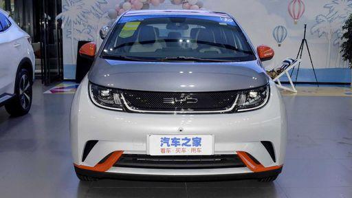 """BYD lança carro elétrico """"baratinho"""" para concorrer com Renault Zoe"""