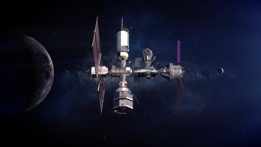 Com novo acordo, ESA vai fornecer módulos para a estação lunar Gateway