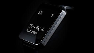 LG divulga nova imagem do relógio G Watch equipado com Android Wear