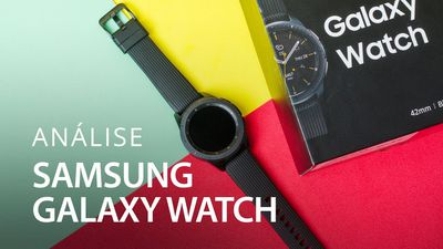 Samsung Galaxy Watch [Análise/Review]