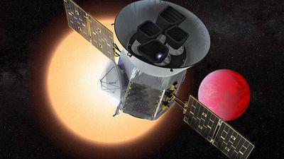 NASA tentará lançar telescópio TESS com a SpaceX de novo nesta quarta (18)