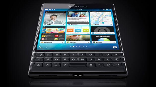 BlackBerry Passport e Classic não estão vendendo bem