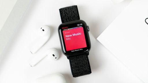 Como desativar o download automático de músicas no Apple Watch