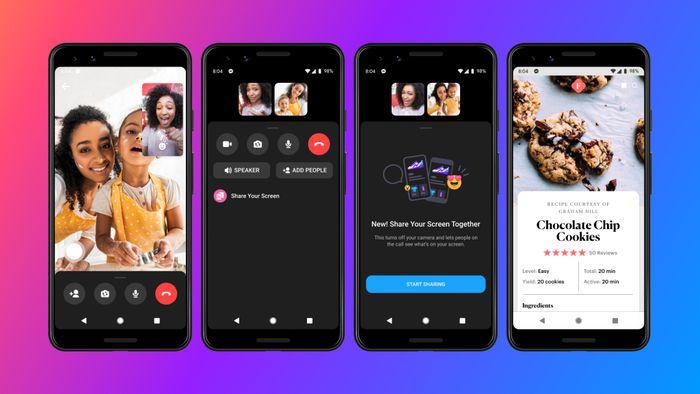 App do Facebook Messenger agora permite compartilhar de tela com outro usuários – Canaltech