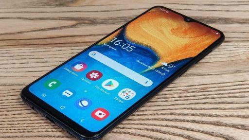 Galaxy A20s recebe atualização para o Android 11 com One UI 3.1