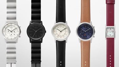 Conheça o Wena, o novo relógio analógico da Sony com pulseira inteligente