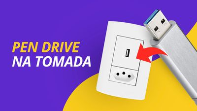 PEN DRIVE na TOMADA, ele EXPLODE?