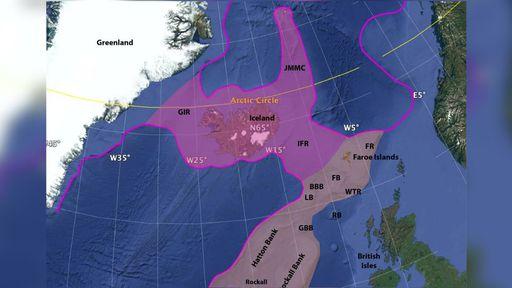 A Islândia pode ser a ponta de um continente submerso, segundo esta teoria