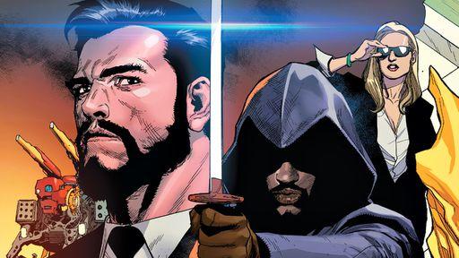 HQs e super-heróis   Começa Heroes Reborn na Marvel e seguem as mudanças na DC