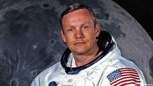 Morre Neil Armstrong, o primeiro homem a pisar na Lua
