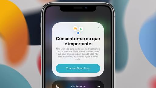 Como funciona o modo Foco do iOS 15