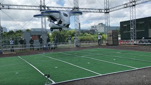 Japonesa NEC testa drone voltado a transportar pessoas no país