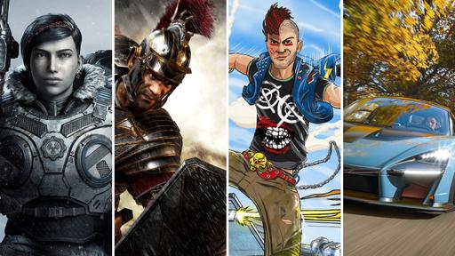 Os melhores jogos exclusivos lançados para o Xbox One