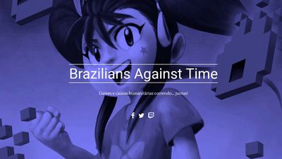 Brazillians Against Time, evento de speedrun, começa na próxima semana