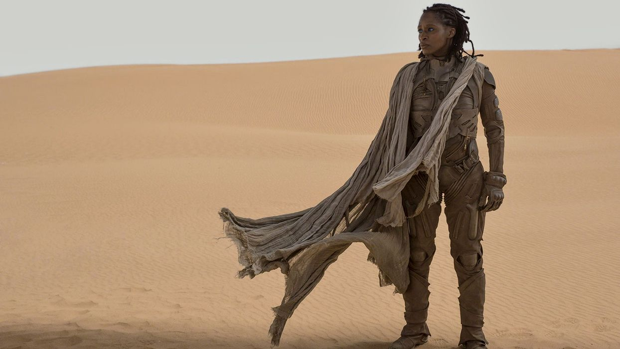 The Reboot of the Dune, it shows the first pictures and they are amazing ...