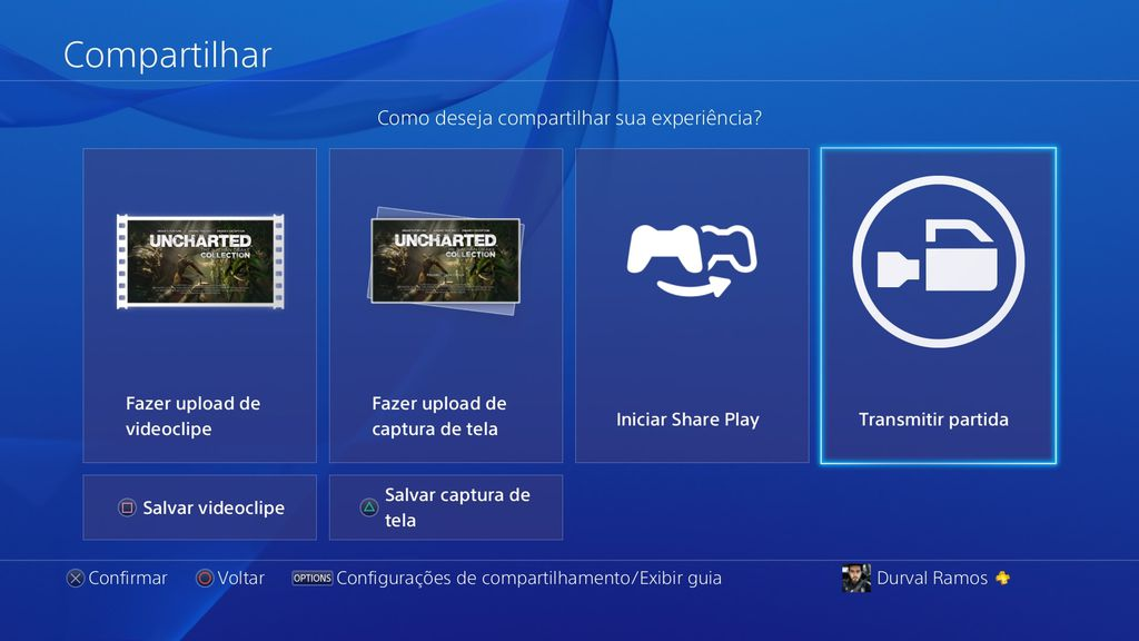 YouTUbe PS4