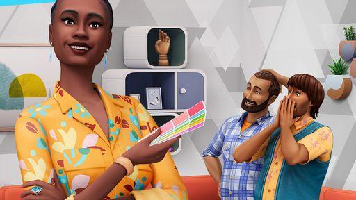 Review The Sims 4 Decoração dos Sonhos | Um prato cheio para fãs de construção