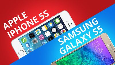 iPhone 5S ou Galaxy S5? [Comparativo]