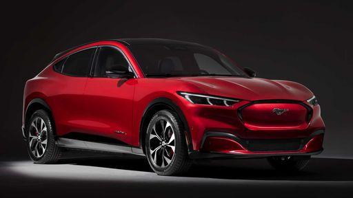 Ford lança o SUV Mustang Mach-E, seu primeiro carro elétrico